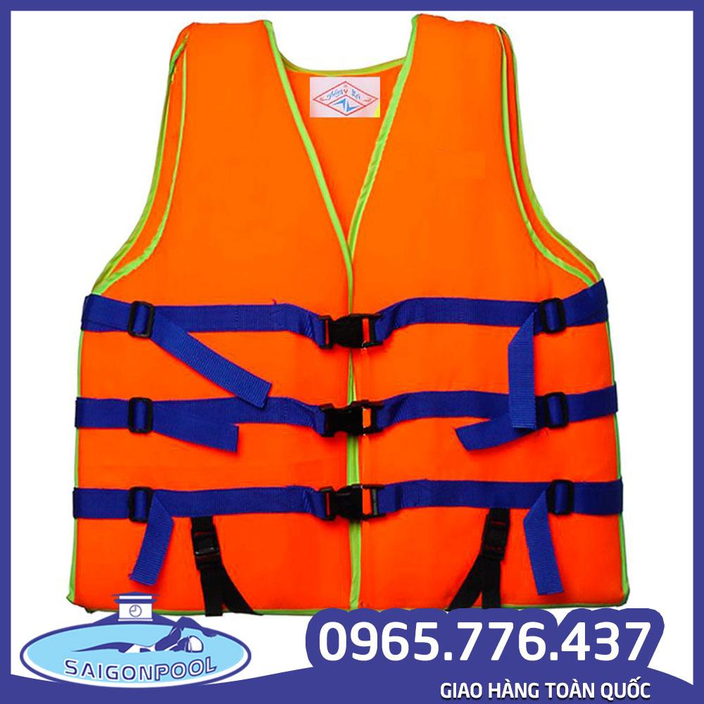 Phao cứu sinh- vật dụng không thể thiếu khi làm việc vùng sông nước và hoạt động vui chơi dưới nước